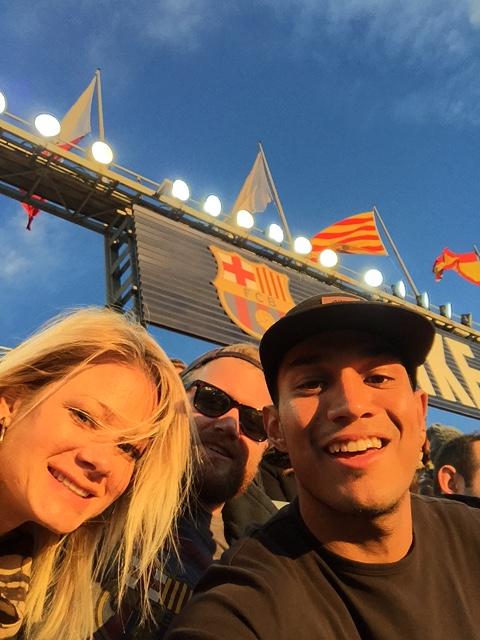 Forca Barca!